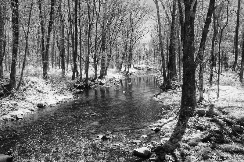 River Infrd 041616 70 bw