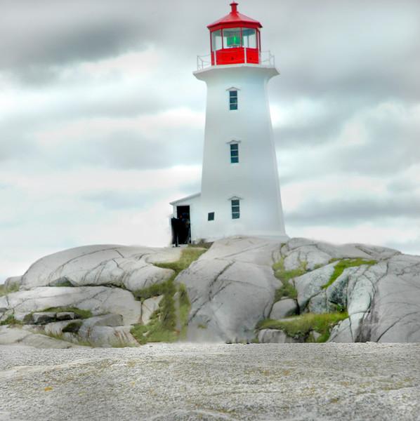 lighthouse Nova Scotia 080807 0123