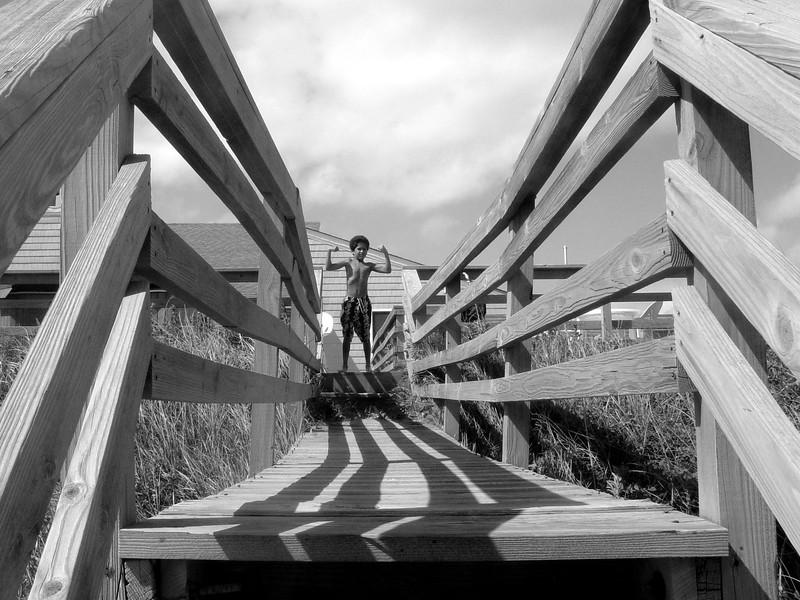Outerbanks- beach walk