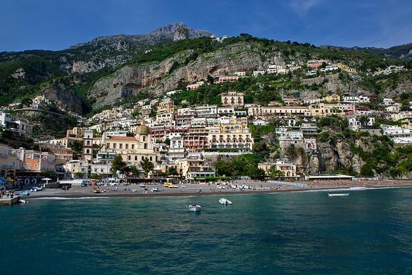 May 2009 - Positano, Italy