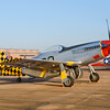 """P51-D """"Boo Man Choo"""" at the Wings Over Houston Airshow, held October 26-27, 2013.<br /> This image is sized at 2x3"""