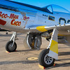 "P51-D ""Boo Man Choo"" at the Wings Over Houston Airshow, held October 26-27, 2013."