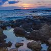 December - Hawaiian Sunset, Island of Maui, Hawaii