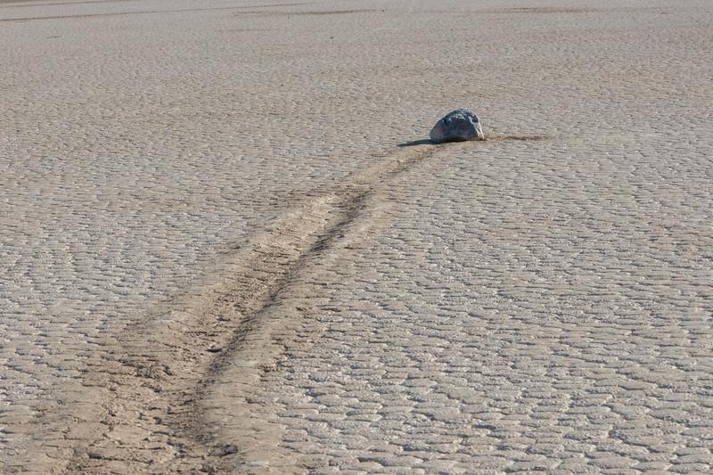 January  - Racetrack Playa, Death Valley National Park