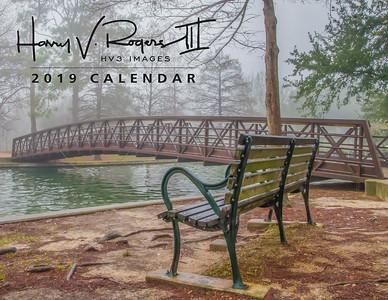Front Cover - HV3 Images Calendar 2019