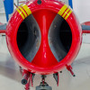Migoyan MIG-17 jet fighter on display at the Lone Star Flight Museum at Galveston, TX<br /> <br /> Image 1 of 2