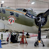 "B-17 ""Thunder Bird"" on display at the Lone Star Flight Museum at Galveston, TX"