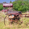 This image was captured while roaming around the countryside outside the ghost town of Kingsbury, Texas