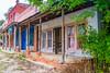 Main street... ghost town.... Richards, Texas