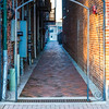 The alleyway, Paducah, KY
