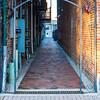 The alleyway, Paducah, KY