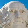 Bust of president Martin Van Buren, David Adicke SculptrWorx Studios, Houston, Texas.