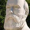 Bust of president Ulysses S. Grant, David Adicke SculptrWorx Studios, Houston, Texas.