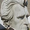 Bust of president Abraham Lincoln, David Adicke SculptrWorx Studios, Houston, Texas.