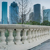 A scene from another popular spot in Houston which is often the location of many portraits