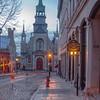 Chapelle De Notre Dame - De Bonsecours<br /> Old Town Montreal, Quebec