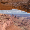 Mesa Arch.... a slightly different composition and crop.