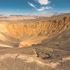 Ubehebe Crater, Death Valley National Park.