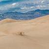 Mesquite Dunes, Death Valley National Park.