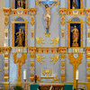 The altar at Mission San Jose, Antonio, Texas