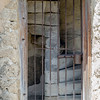 Staircase.... purpose unknown at Mission San Jose in San Antonio, Texas