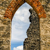 Arch at Mission San Jose, San Antonio Missions National Park, San Antonio, Texas