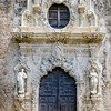 Main Church Entrance<br /> Mission San Jose<br /> San Antonio Missions National Park<br /> San Antonio, Texas