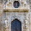 Main Church Entrance<br /> Mission San Jose<br /> San Antonio Missions National Park<br /> San Antonio, Texas