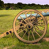 Shiloh National Battlefield<br /> <br /> Union firepower.