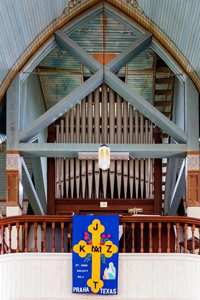 St. Mary's Church of the Assumption<br /> Praha, Texas