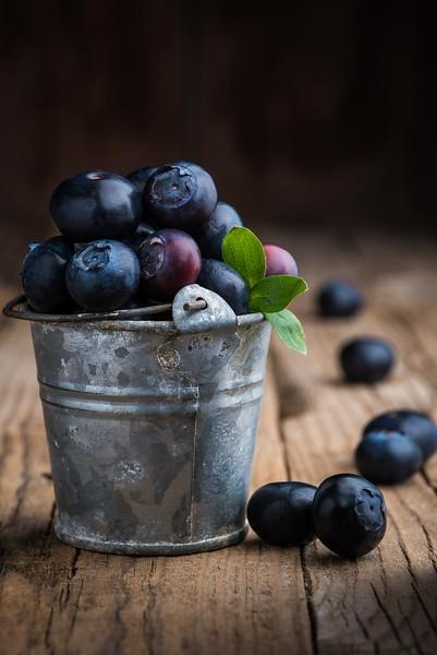 Cranberry Bucket wood
