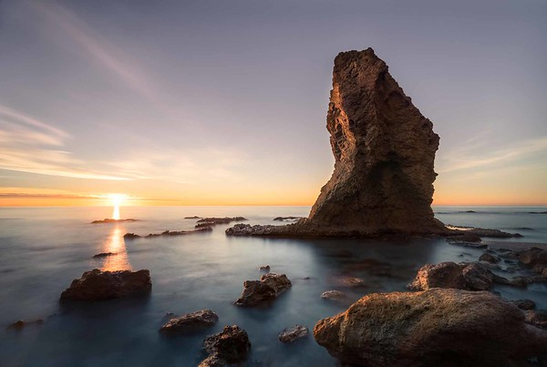 Rock of the Sombrerillo