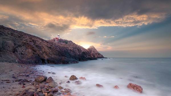 End your night job - Cabo de Gata (Almería) Spain