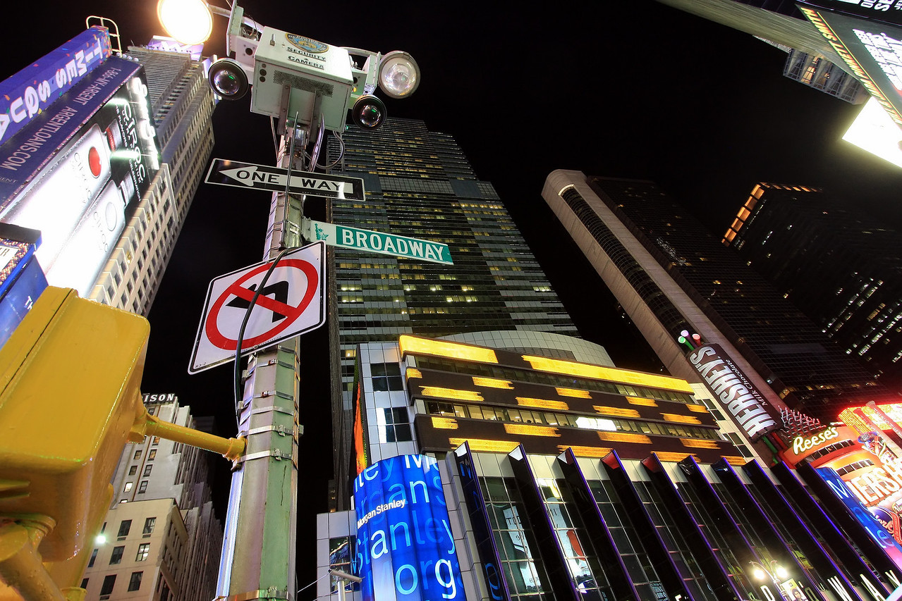 Times Square, Broadway