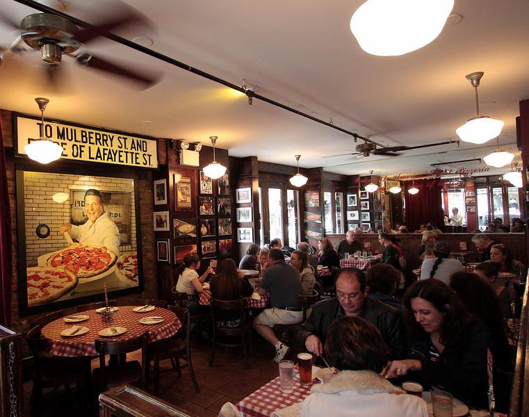 World Famous Lombardi's Pizza