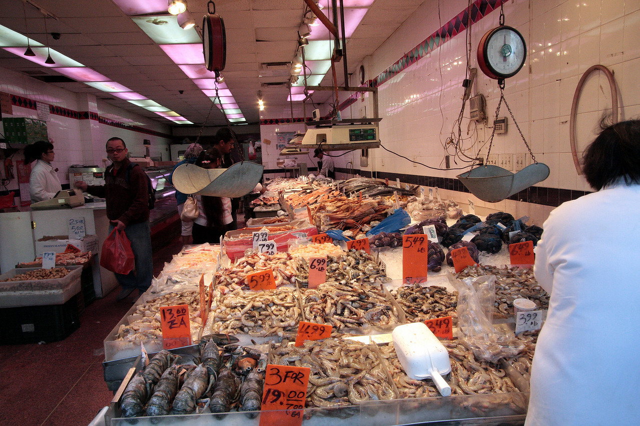 China Town Seafood