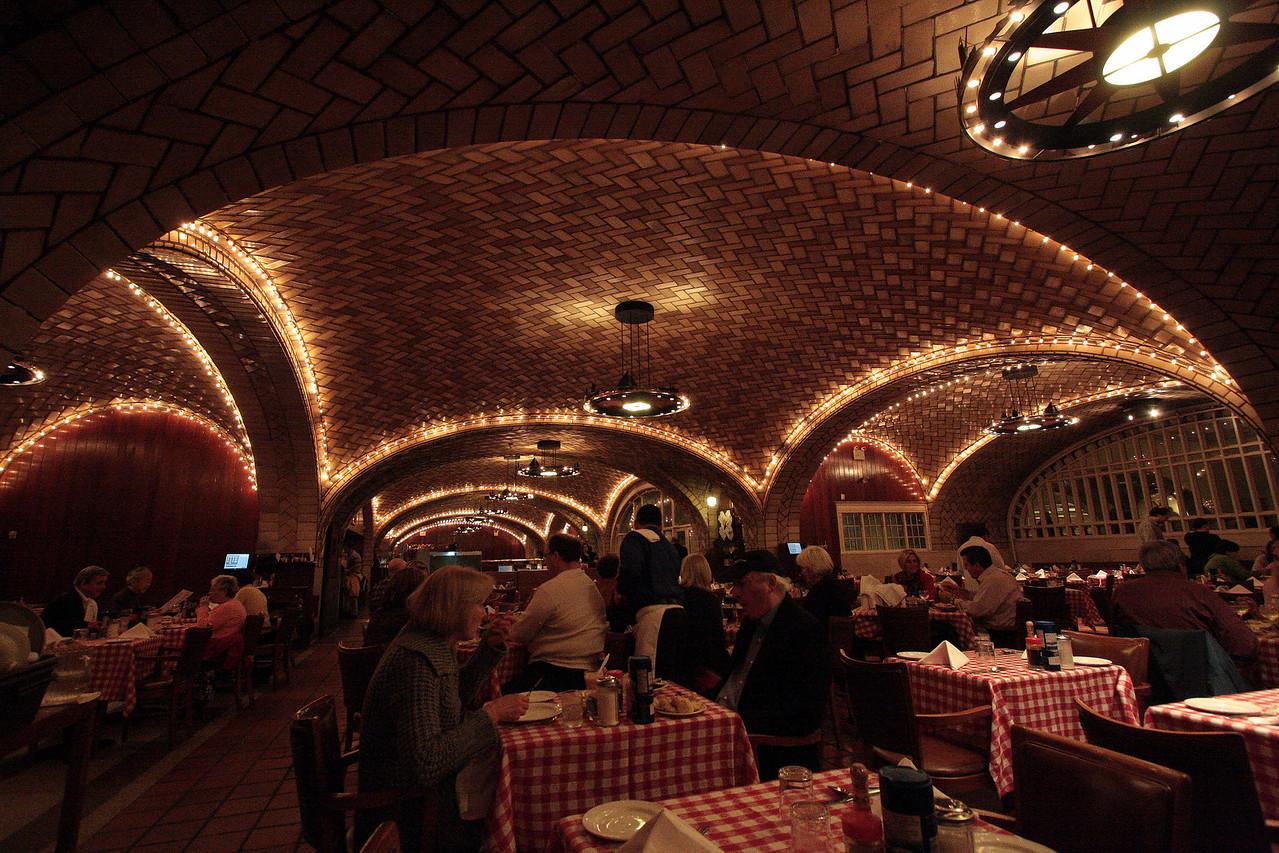 Grand Central Station Oyster Bar Resturant
