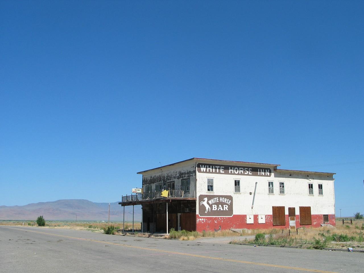 North of Black Rock in Nevada