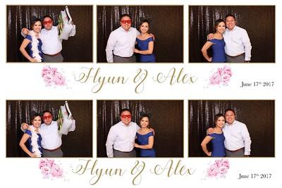 Hyun & Alex