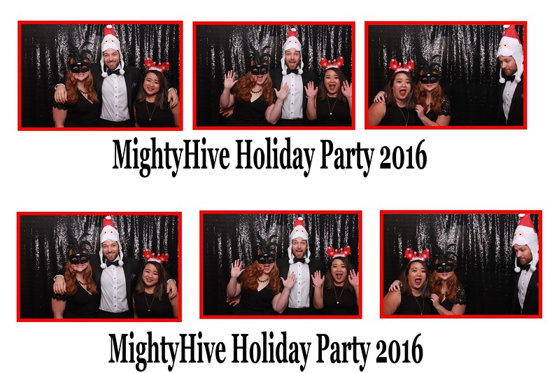 MightyHive Holiday Party 2016