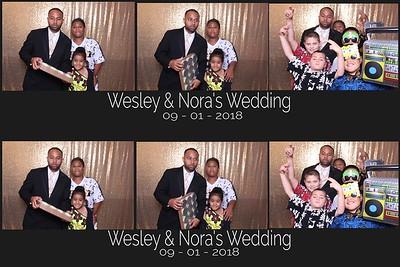 Wesley & Nora