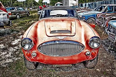 Austin Healey 3000 MK lll