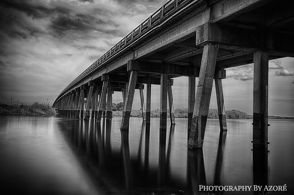 Long Exposure Black & White Photography