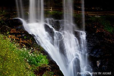 Dry Falls, Cashiers, NC