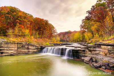 Lower Cataract Falls Indiana
