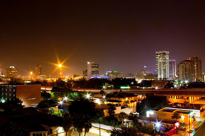 Night Lights, Jacksonville, Florida