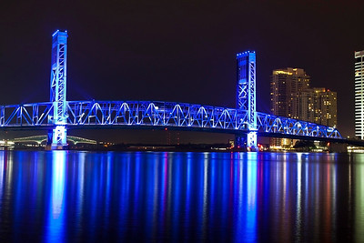 The Main Street Bridge, Jacksonville, Florida