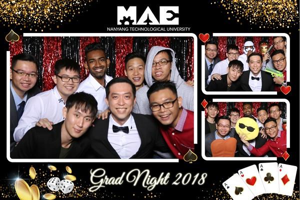 MAE Graduation Night 2018