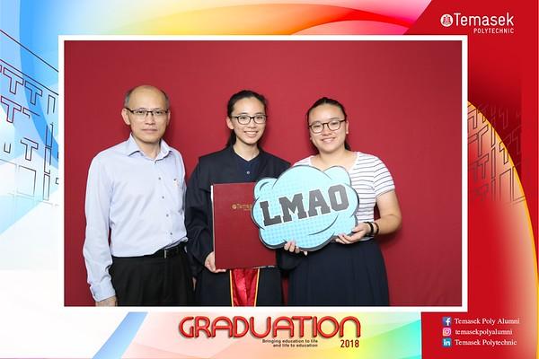 Temasek Polytechnic Graduation 2018 3/5/2018 Session 2