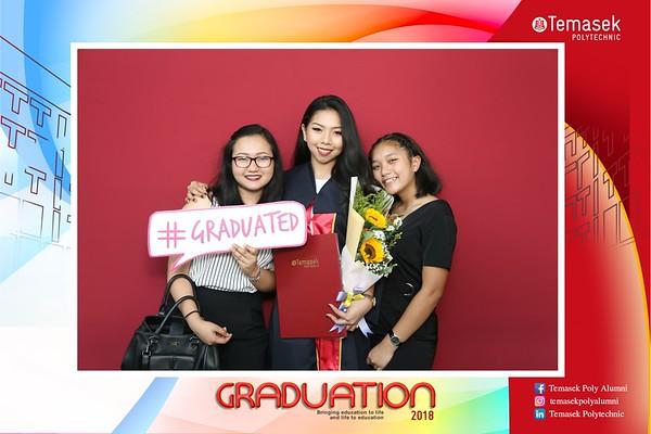 Temasek Polytechnic Graduation 2018 4/5/2018 Session 2